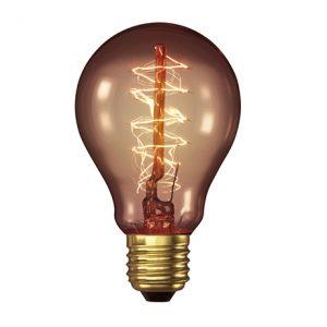 Τύπου Edison πυρ. νήματος