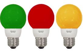 LED Χρωματιστά