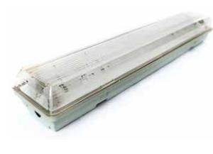 Σκαφάκια για T8 LED