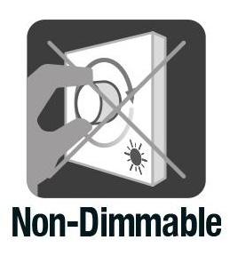 Τροφοδοτικά μονάδων LED - Non Dimmable